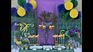 mardi gras decorations to make awesome mardi gras themed party ideas