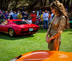 vintage lamborghini lamborghini miura 50th anniversary at amelia photo gallery