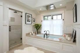 creative french provincial bathroom decor with oval undermount