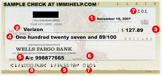 check writing tips step by step instructions for writing a bank