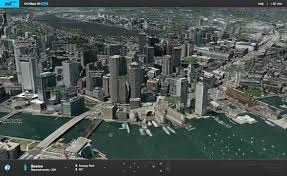 Nokia Maps C3 Technologies 3d Cities Now Part Of Nokia Ovi Maps Business Wire
