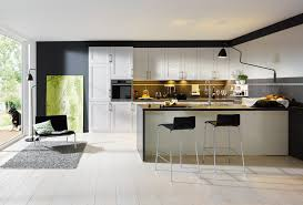 Contemporary Kitchen Decorating Ideas by Contemporary Kitchen Wood Island High Gloss Giuly Aerre Loversiq