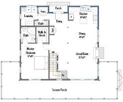 Post And Beam House Plans Floor Plans Post And Beam Floor Plans That Work