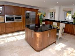 Ivory Colored Kitchen Cabinets The Value Of The Walnut Kitchen Cabinets Kitchens Designs Ideas