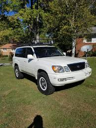 lexus white pearl for sale 2000 lx470 pearl white ih8mud forum