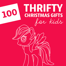 100 thrifty gifts for dodo burd