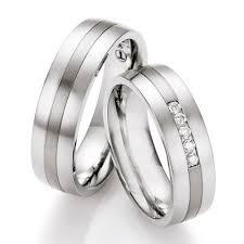 verlobungsringe partnerringe ruesch ringe verlobungsringe titan stahl ts609b ts609 ts609b ts609
