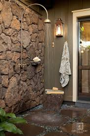 Outdoor Shower Cubicle - 192 best outdoor showers images on pinterest outdoor showers