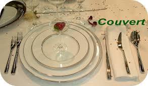 couvert de cuisine dictionnaire de cuisine et gastronomie couvert