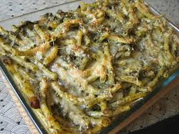 cuisiner des blettes fraiches gratin de pâtes aux blettes recette de gratin de pâtes aux tout