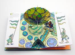 robert sabuda robert sabuda brings paper magic to arts letters live