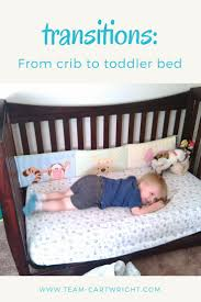 When To Get A Toddler Bed Crib To Toddler Bed Problems All About Crib