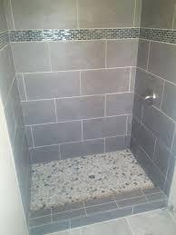 tile shower floor u2013 simplir me