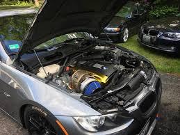 07 bmw 335i turbo bmw 335i 135i n54 top mount single turbo kit docrace