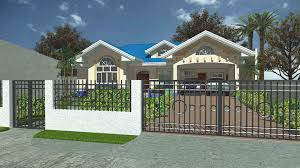 3 bedroom house designs and floor plans philippines modern