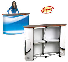 stand up bar table pop up promotional table