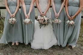 bridesmaid flowers wedding bouquet ideas wedding flowers fab mood wedding