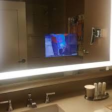 Tv In Mirror Bathroom by Omni Dallas Hotel 856 Photos U0026 363 Reviews Hotels 555 S