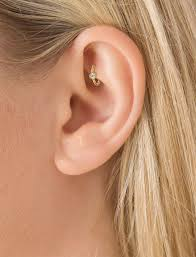 invisible earrings for school 39 best rook jewelry images on rook jewelry piercing