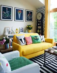 Blue Yellow Kitchen - living room blue and yellow kitchen ideas plus blue and yellow