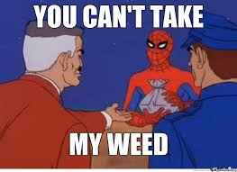 Spiderman Meme - but drugs are bad spiderman by themortynator meme center