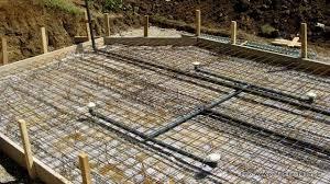 treppe einschalen bodenplatte fundament für einen pool erstellen pool selber bauen de