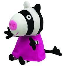 Peppa Pig Plush Peppa Pig Zoe Plush 15 Cm Plushies Photopoint