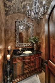 tuscan style bathroom mirrors home