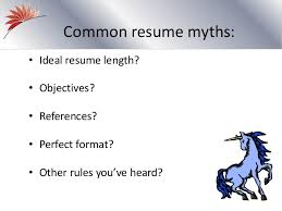 ideal resume length tricks and traps for effective it resumes