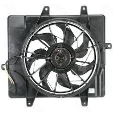 chrysler pt cruiser radiator fan chrysler pt cruiser engine fan assembly replacement dorman