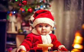 baby christmas christmas baby hd desktop background