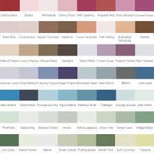 dulux kitchen bathroom paint colours chart dulux bathroom colour chart exterior paint 2 intended for trade