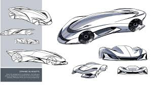 mclaren drawing mclaren halo hypercar visualized for the year 2032