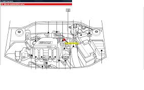 renault motor air intake how to access the idle air control valve renault