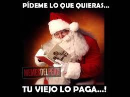 Memes De Santa Claus - navidad 2013 memes se vengan de papá noel elpopular pe
