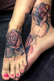 Miami Ink Flower Tattoo Designs - best 25 flower foot tattoos ideas on pinterest floral foot