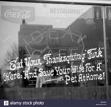 thanksgiving dinner special 1940 stock photo royalty free image
