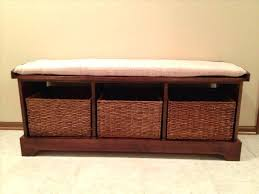 small black storage bench black entryway bench bench with storage