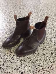 womens boots gold coast rm williams boots brown s size 7 s shoes gumtree