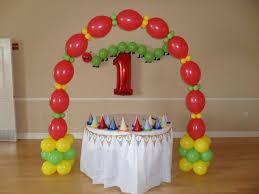 Balloon Decor Ideas Birthdays 41 Best Balloons Images On Pinterest Balloon Decorations