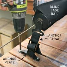 Bistro Blind How To Install Bistro Blinds Australian Handyman Magazine