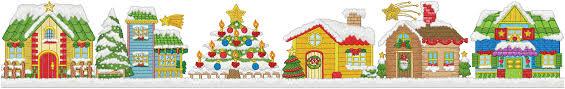 christmas houses 830079900 christmas snow houses 2