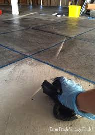 Tiling On Concrete Floor Basement by 111 Best Concrete Floors Images On Pinterest Homes Basement