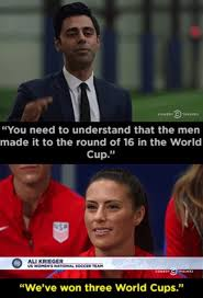 Us Soccer Meme - the pay gap between men s and women s soccer in the u s album on