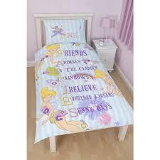 disney tinkerbell fairy bed linen great kidsbedrooms the