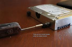 Seagate Goflex Desk by How To Open A Seagate Goflex Desk Hard Disk Drive Case Stephen