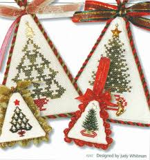 jbw designs tree collection vii cross stitch pattern