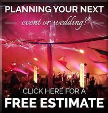 tent rental michigan tent rental american rentals inc wedding rentals michigan