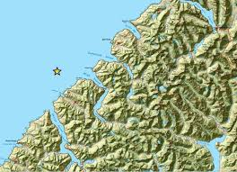 Desolation Sound Map A Map Of Fiordland Which Is In The South West Of New Zealand