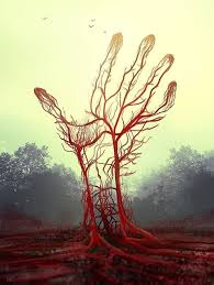 these would be awesome trees to see in a flesh biome rebrn